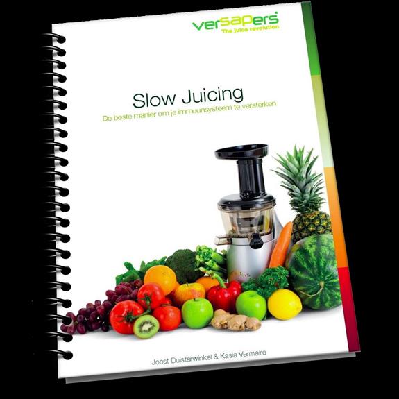 Voorkant receptenboek