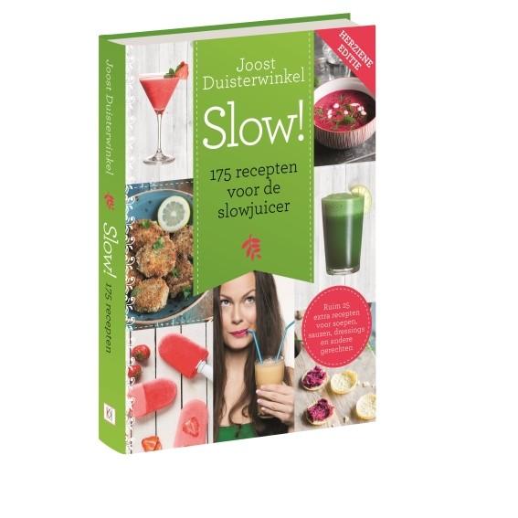 Receptenboek slow! (herziene druk, februari 2016)